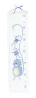 Height Gauge Blue Counted Cross Stitch Kit By DMC