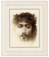 Jesus Cross Stitch Kit By Vervaco