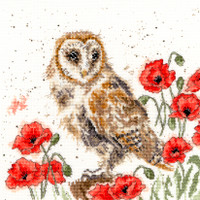 The Lookout Cross Stitch Kit By Bothy Threads