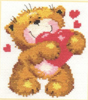 For you Cross Stitch Kit by Alisa