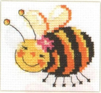 I'm flying Cross Stitch Kit by Alisa