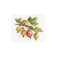 Gooseberry Cross Stitch Kit by Alisa