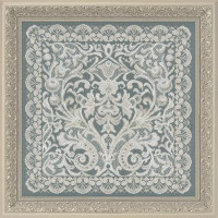 Viennese Lace Cross Stitch Kit By Riolis