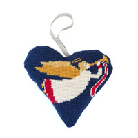 Angel Heart Decoration Tapestry Kit By Cleopatra