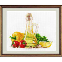 Fresh Mix Cross Stitch Kit by Oven