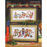 Hanging Around for Christmas Chart Booklets by Stoney Creek