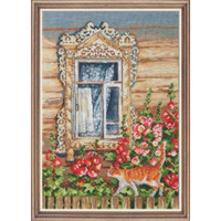 Country side pattern Cross Stitch Kit by Oven