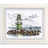 Lighthouse Cross Stitch Kit by Oven