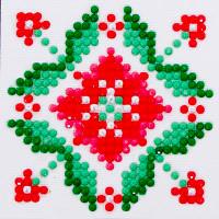 Passion Flower Craft Kit By Diamond Dotz