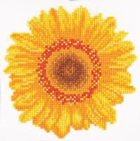 Happy Day Sunflower Craft Kit By Diamond Dotz