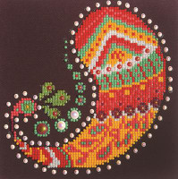 Paisley Groove Craft Kit By Diamond Dotz