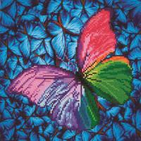 Flutter by Pink Craft Kit By Diamond Dotz
