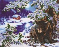 Rambling Bear Craft Kit By Diamond Dotz