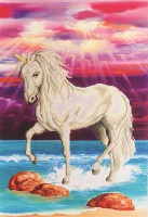 Magical Unicorn Craft Kit By Diamond Dotz