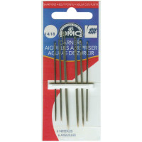 DMC Darner Needles size 14/18 six needles to the pack