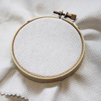 Beechwood Embroidery Hoop 3 inch 7.6cm By DMC