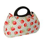Scarlette  Gathered Knit Bag By S&W Storage