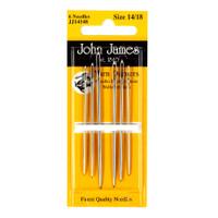 Yarn Darner Needles Size 14/18 - 6 needles per pack