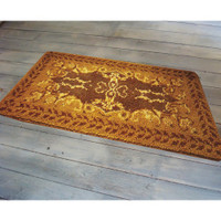 Latch Hook Rug Kit - Goldfinger