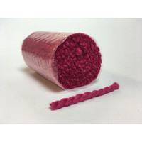 Pre Cut Rug Wool - Rasberry