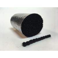 Pre Cut Rug Wool - Black