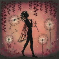 Dandelion Fairy Cross Stitch Kt By Bothy Threads