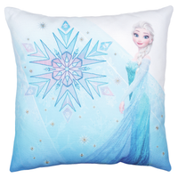 Embroidery Kit: Disney: Printed Pillow: Cover Elsa By Vervaco