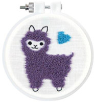 Llama PUNCH KIT By Design Works
