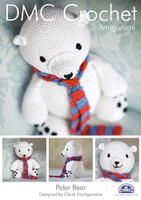 Polar Bear Crochet pattern Booklet