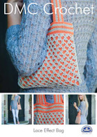 Lace Effect Bag Crochet Pattern Booklet