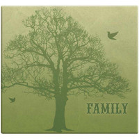 Family Tree Scrap Book Album with 20 Pages