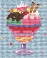 Ice Cream Sundae Starter Tapestry Kit By Anchor
