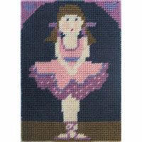 Daisy Does Ballet Tapestry Starter Kit