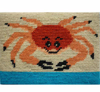 Christopher Crab Starter Tapestry Kit By Cleopatra