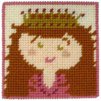 princess Starter Tapestry Kit By Cleopatra