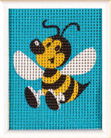 Bee Children Tapestry Kit