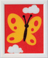 Butterfly Children Tapestry Kit