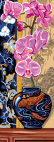 Orchidee Tapestry Canvas