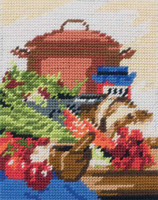 THE KITCHEN Tapestry Kit