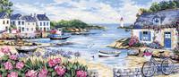 Bord de Mer Tapestry Canvas