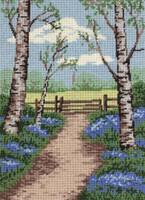 Bluebell Walk Tapestry Kit