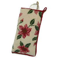 Clematis Tapestry Spectacles Case Kit