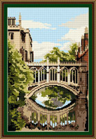 Bridge of Signs Tapestry Kit