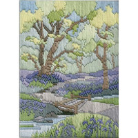Spring Walk Long Stitch Kit