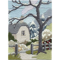 Winter Garden Long Stitch Kit