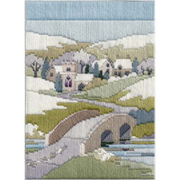 Winter Walk Long Stitch kit