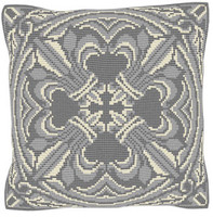 Barnstaple Marble Tapestry Cushion Kit