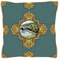 Saint Jean Tapestry Cushion Kit