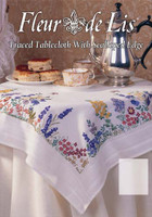 Spring Flowers Tablecloth Kit