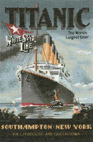 Titanic Cross Stitch Kit By Heritage